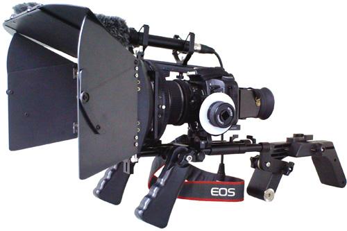 Подойдет ли Canon 5D Mark 2 для видеосъемки
